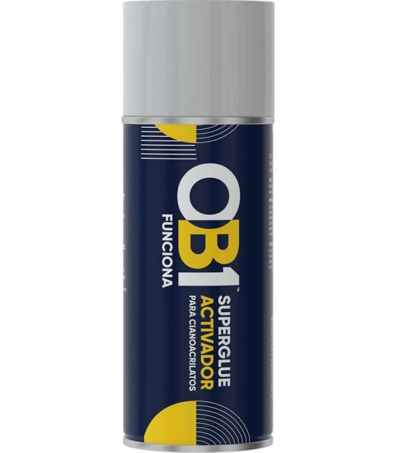 Activador adhesivo instantáneo incoloro OB1