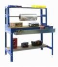 Banco de trabajo KIT SIMONWORK BT4 BOX 1200 AZUL/MADERA