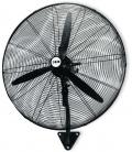 Ventilador climatización industrial negro VIP003 VIP003. HJM
