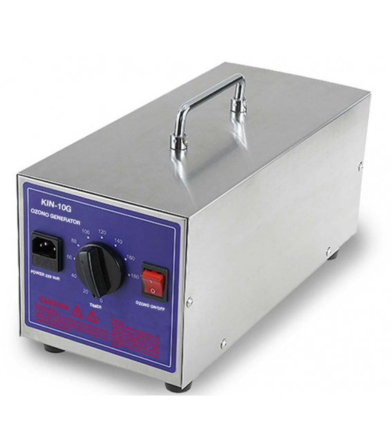 Generador de ozono 26,5x17x19,5cm Blanco. KOH-I-NOOR
