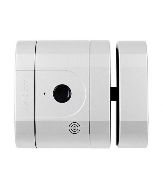 Cerradura inteligente de alta seguridad Blanco Mate Bluetooth. AYR