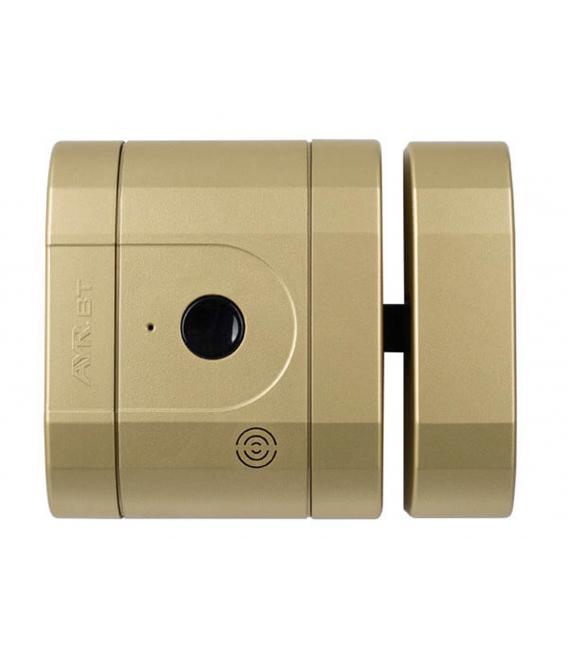 Cerradura inteligente de alta seguridad latón Mate Bluetooth. AYR