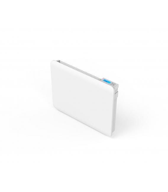 Radiador eléctrico 60x9x50 blanco cerámica A1000. PUR LINE