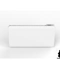 Radiador eléctrico 82x9x50 blanco Ceramica A1500. PUR LINE