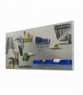 Panel de herramientas KIT PANELCLICK 900x600 GALVA