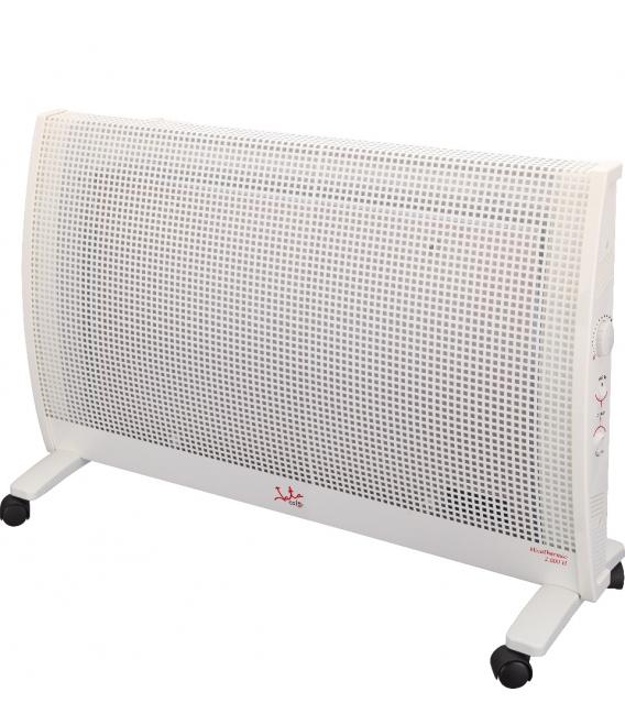 Radiador eléctrico panel 82,8x53,6x11,8 blanco PA2020. JATA
