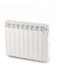 Emisor térmico eléctrico 8 elementos blanco Serie NT. ECOTERMI