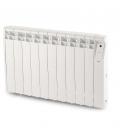 Emisor térmico eléctrico 10 elementos Blanco Serie N. ECOTERMI