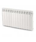 Emisor térmico eléctrico 12 elementos Blanco Serie N. ECOTERMI