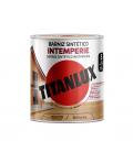 Barniz incoloro madera TITANLUX Intemperie