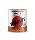 Barniz madera poliuretano 4L TITANLUX Suelos