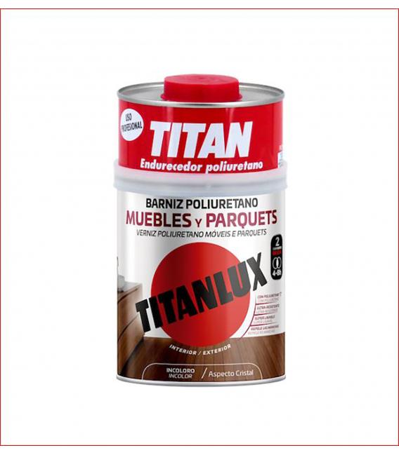Barniz madera TITANLUX Aspecto cristal