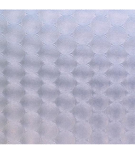 Adhesivo círculos 45cmx15m