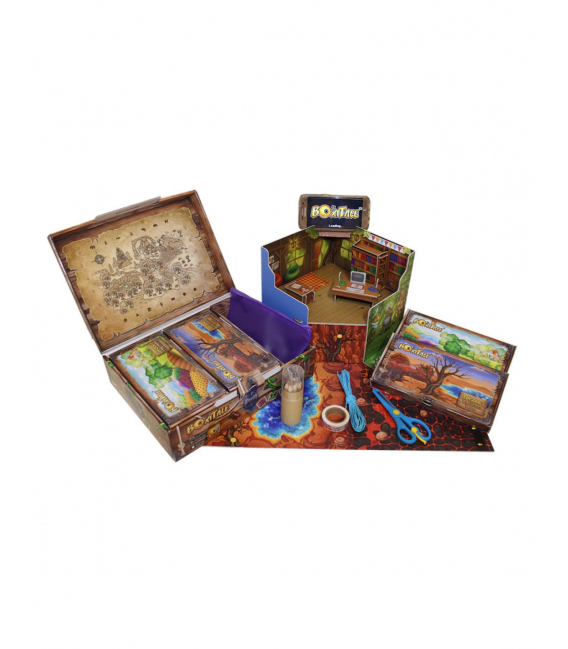Juego interactivo  BOXITALE Epic Box Knights of Nature