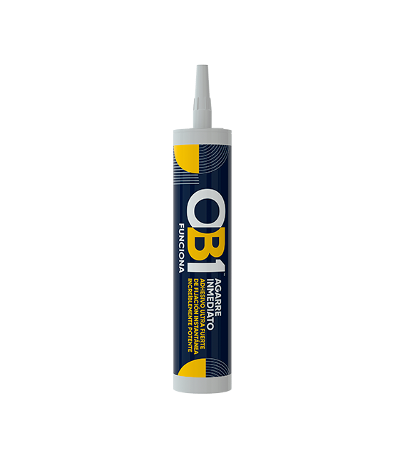 Adhesivo 290ml OB1 Agarre Inmediato