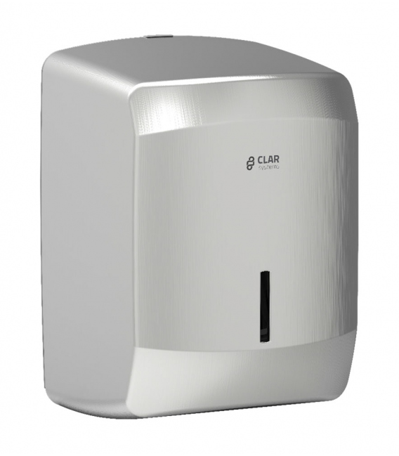 Dispensador de papel de baño industrial. CLAR SYSTEMS