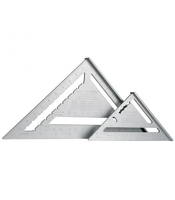 """Escuadra aluminio multiusos 7"""" TRUPER"""
