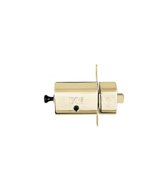 Cerrojo dorado 546-RP/80 RK Acorazado FAC
