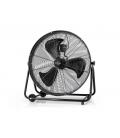Ventilador climatización negro ABS PWT 3075. ORBEGOZO