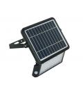 Proyector solar  IP65 10W 1080LM 4000K Guardián. LUCECO