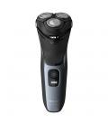 Afeitadora eléctrica recargable  3 cabezales S3133. PHILIPS
