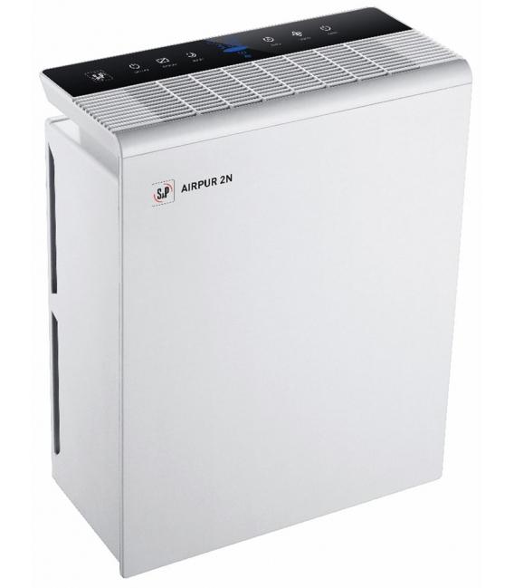 Purificador de aire blanco AIRPUR 2N 5250010800. S&P