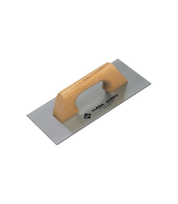 Llana de acero RUBI 300X150mm