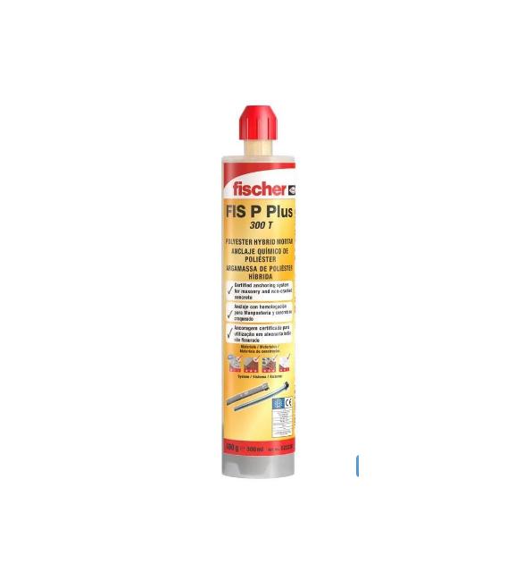 Anclaje químico P Plus 300T FISCHER