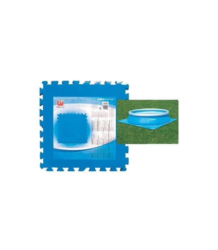 3240ef4b46c Suelo para piscinas GOMA EVA - Bricovel
