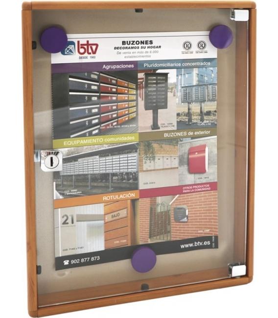 Tablón de anuncios 1 folio BTV