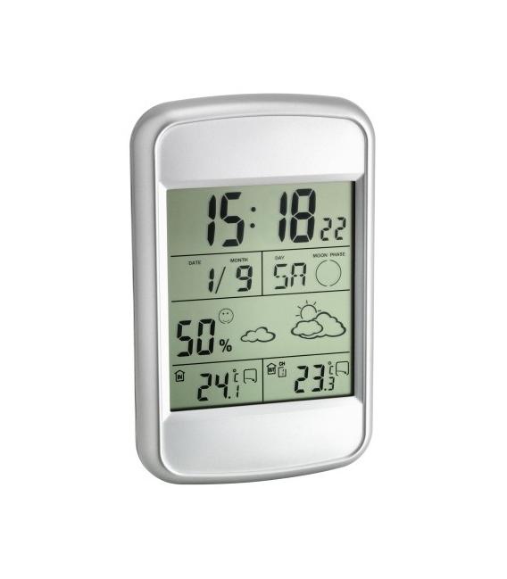 Estación Meteorológica Con Sensor Temperatura 351123 HETER
