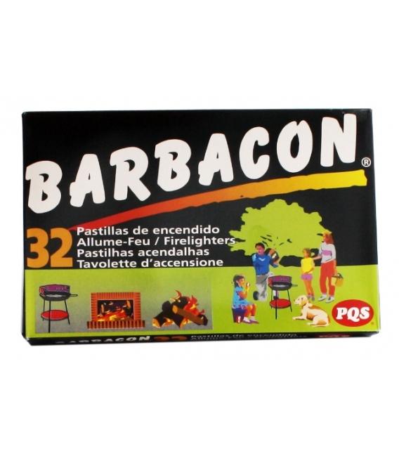 PASTILLA ENCENDIDO BARBACON 1154430 32 P