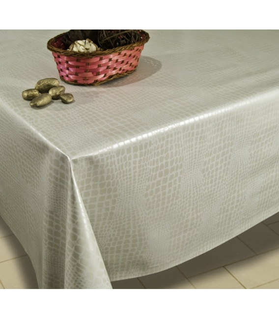 Hule de mesa blanco 1,40x20m TEPLAS