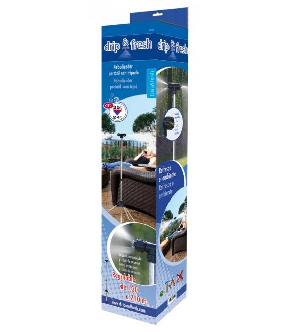 Nebulizador portátil regulable 1,30 a 2 mt . AQUA CONTROL