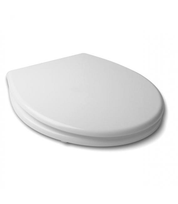 Tapa inodoro blanca TATAY BASIC