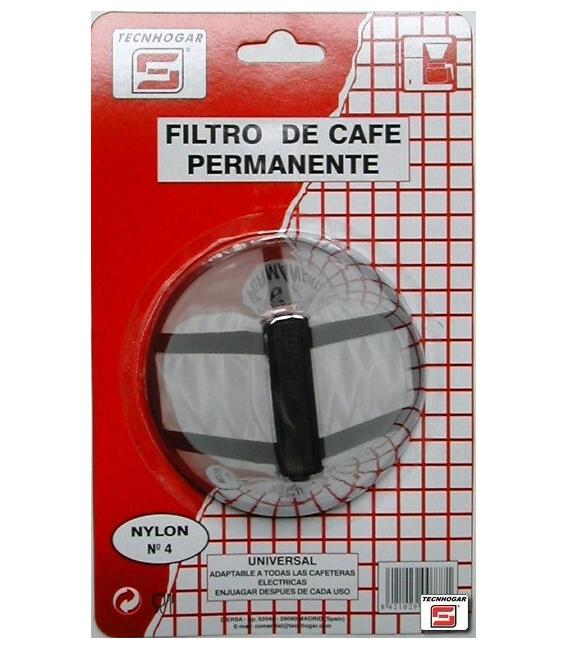 FILTRO CAFE PERMA.BLIST4 00777