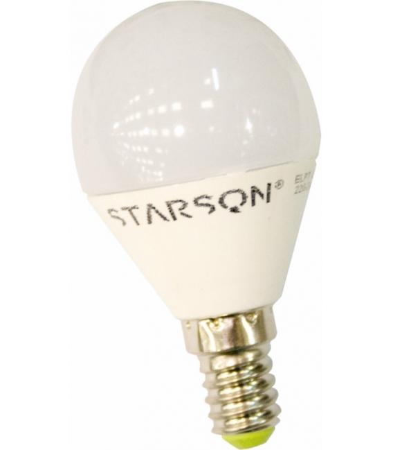 LAMPARA LED ESF. E14 7W 700LM 6400K