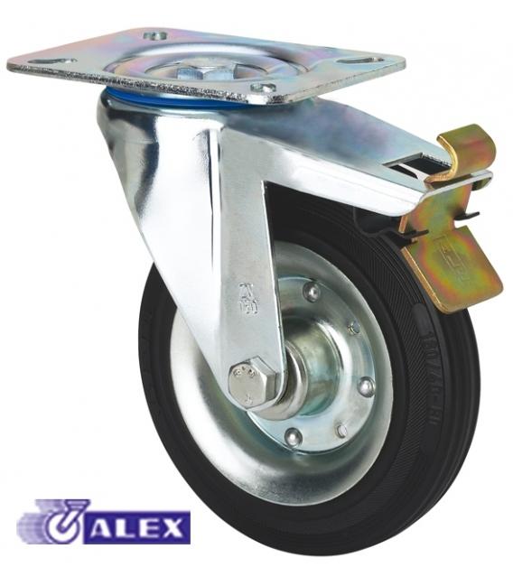 Rueda giratoria 106x086 125mm RUEDAS ALEX