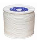 Cuerda trenzada 04,5MM blanca 500 MT polipropileno. HYC