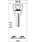 LLAVE ACERO JMA MCM-5D
