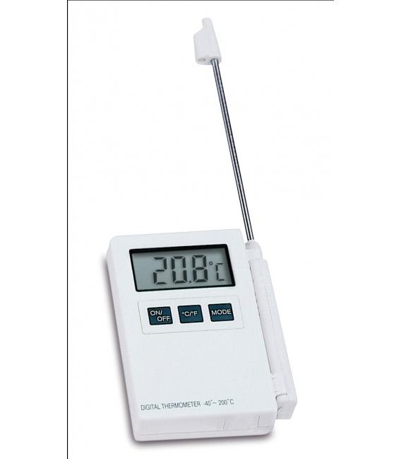 Termometro Medicion temperatura Digital Sonda 30.1015. TFA