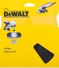 Plato soporte para amoladora 178 mm goma DT3612-QZ. DEWALT