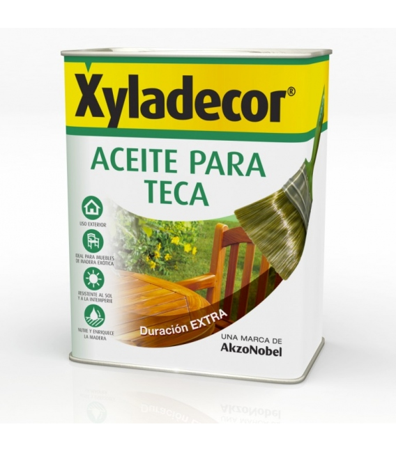 Aceite protector miel 5 LT. XYLADECOR
