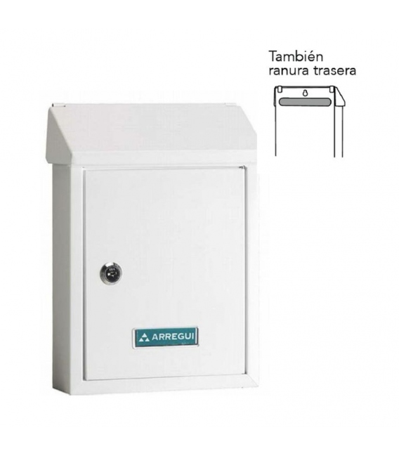 BUZON BLANCO ARREGUI SMART