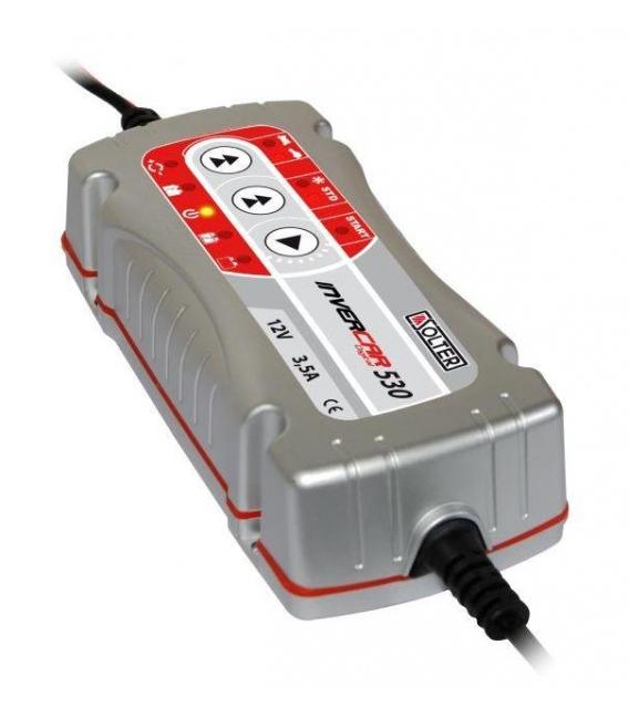 Cargador batería Invercar 530 SOLTER