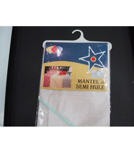 HULE CONFECCIONADO MANTEL 1,2MT MARAVILL