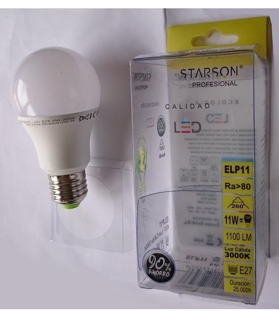 LAMPARA LED ESTAN E27 13W 1300LM 6400K