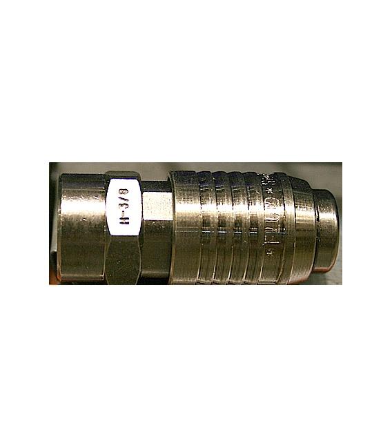 ENCHUFE NEUM 3 8'' FLUID10NH3 8
