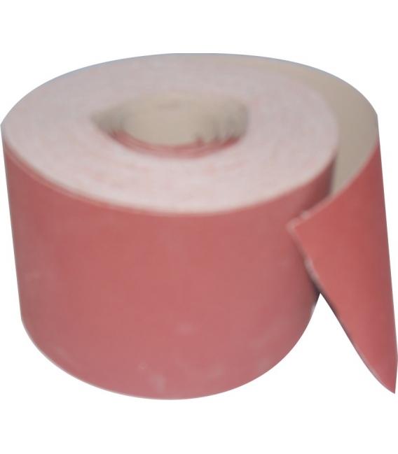Lija tela flexible 100mmX25mts Grano 100 BMA
