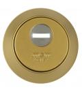 Escudo para bombillo 1850HS-2 oro MCM